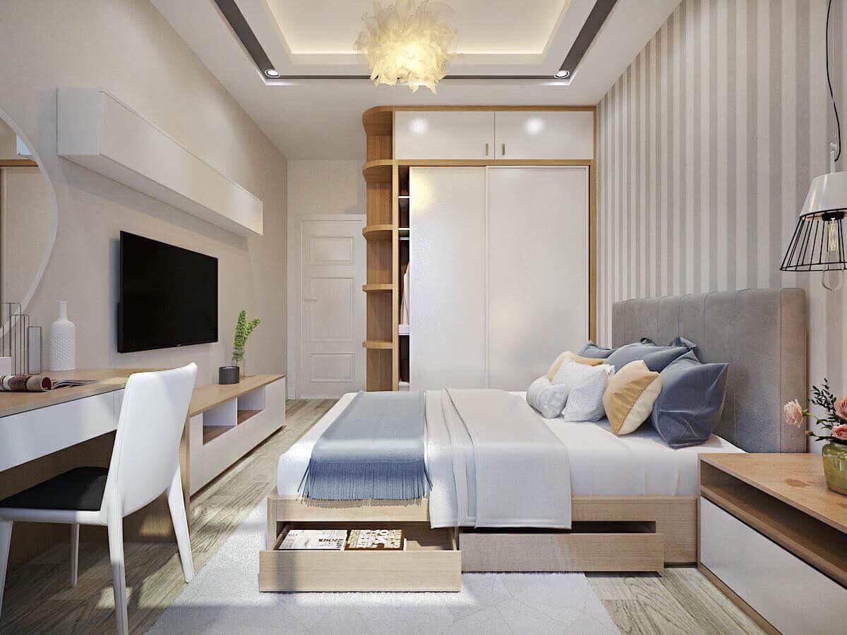 Căn hộ Osimi Phú Mỹ loại E2 diện tích 70,9 m2, thiết kế gần giống với căn hộ loại B1 với 2 phòng ngủ và 2 phòng vệ sinh. Ưu điểm: Căn nhà bố trí tiết kiệm tối đa không gian, 2 phòng ngủ và 2 phòng vệ sinh được bố trí lệch 1 bên, còn 1 bên là phòng khách sinh hoạt, khi bước vào căn nhà cho cảm giác rộng rãi và rất thoáng, chính diện là cửa sổ luôn đảm bảo căn phòng tràng ngập ánh sáng, căn 2 phòng ngủ thích hợp cho người độc thân, cặp vợ chồng mới cưới hoặc gia đình có từ 1,2 con.