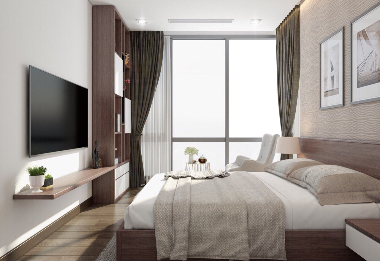 thiết kế phòng ngủ osimi phú mỹ